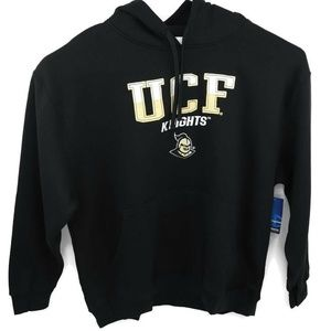UCF Knights Champion Authentic Mens Hoodie Black F